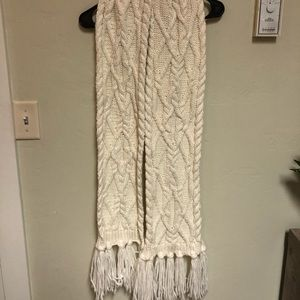 Thick scarf